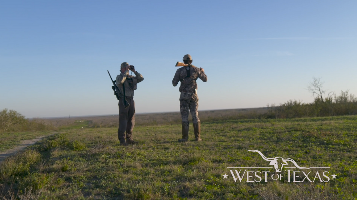 EP4 West of Texas – Old School Whitetails